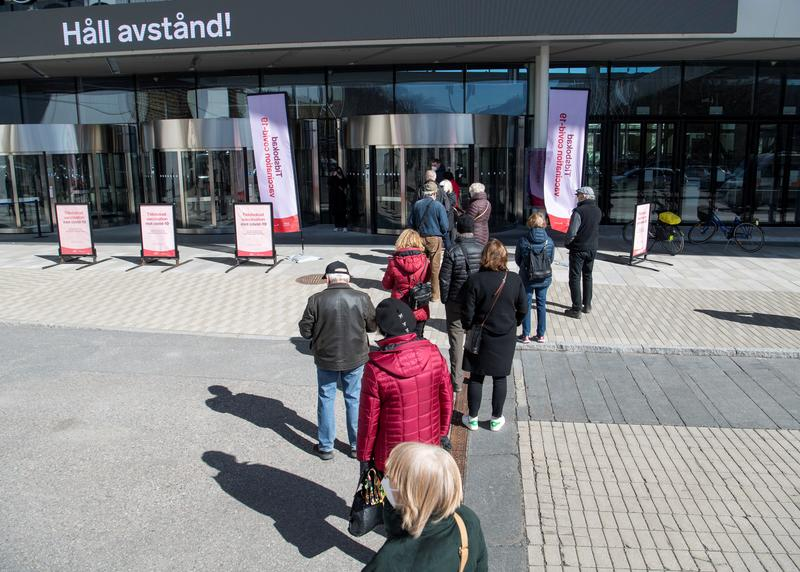 Sweden registers 8,879 new COVID-19 cases, 60 deaths on Wednesday - Reuters