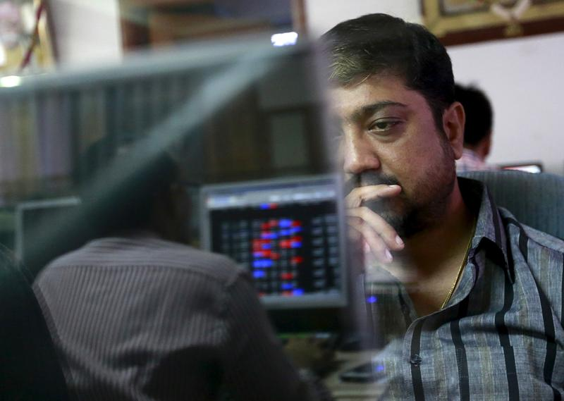 Nifty, Sensex ride high on ICICI Bank, Reliance surge - Reuters