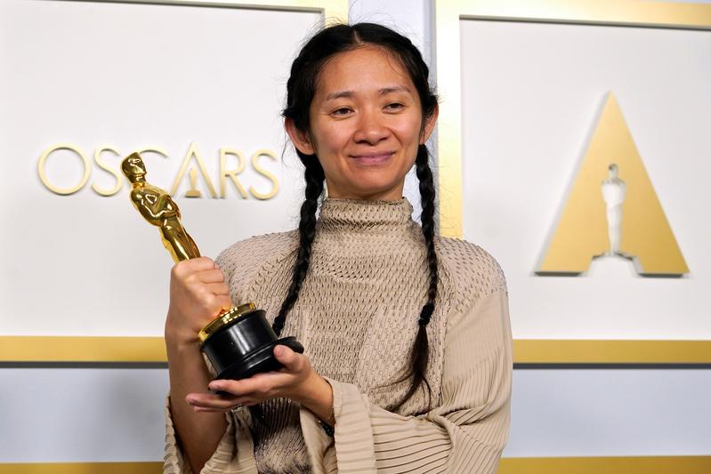 Winning director Zhao makes Oscars history, but honor censored in China  Reuters