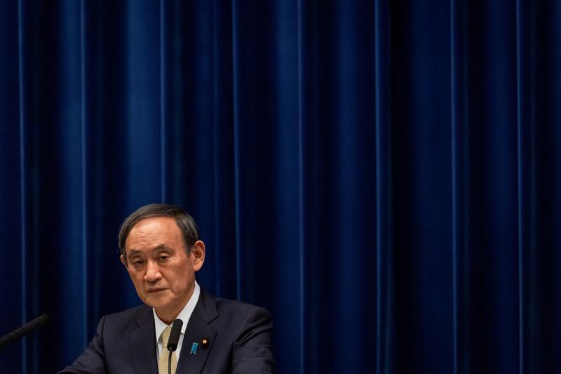 緊急事態宣言・まん延防止の扱い、今週中に判断=菅首相