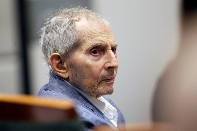 Lawyers for Durst ask for postponement of murder trial due to ill health: CNN.jpg