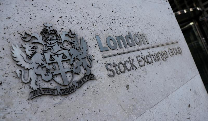 FTSE 100 drops as commodity stocks weigh, inflation doubles