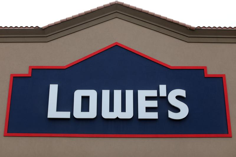 Lowe's signals stronger than expected home improvement demand after sales jump