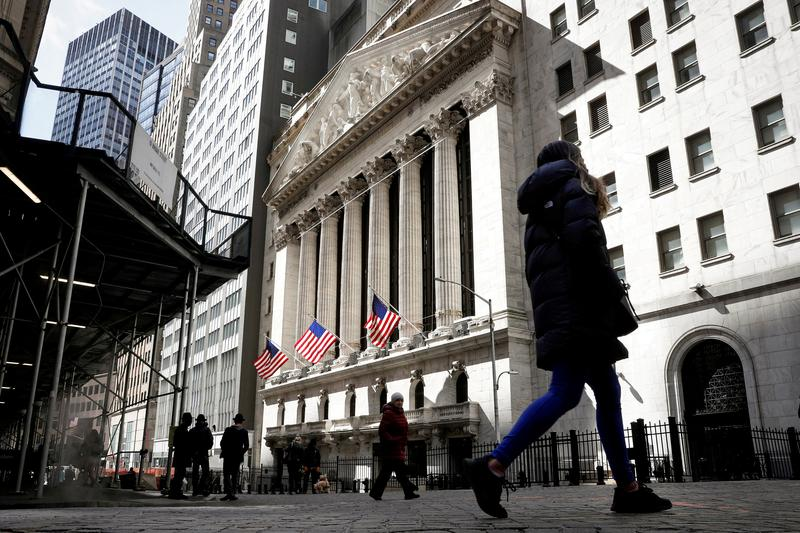 Wall Street advances, unshaken by inflation surge