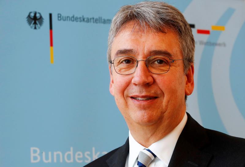 Soccer-Bundesliga's 50+1 rule not a problem for German anti-trust office