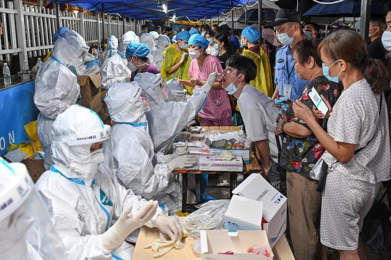 中国のコロナ新規感染24人、広東省で拡大