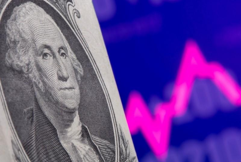 Dollar hits two-month high as Fed eyes earlier rate hikes; kiwi climbs