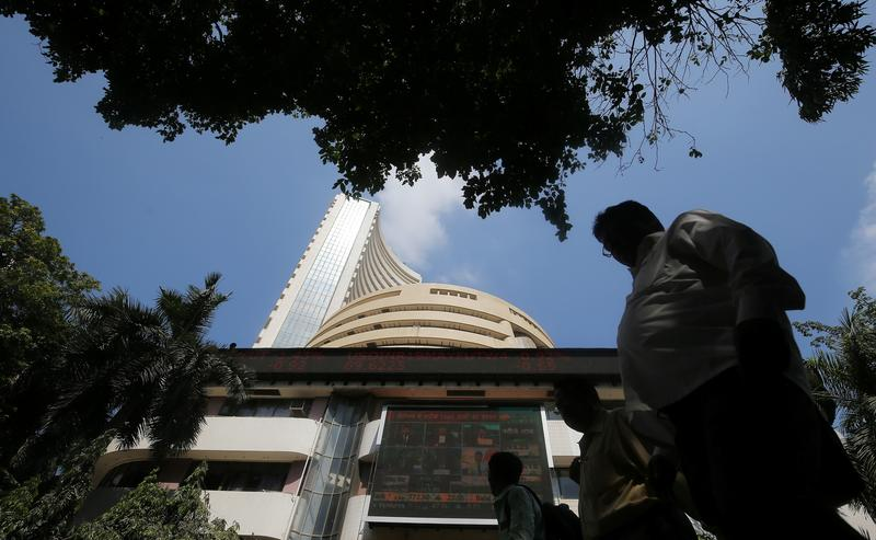 Indian shares cut losses as focus shifts to Fed's U.S. growth outlook