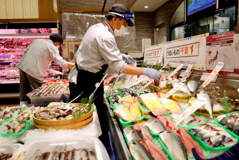 Japan's core consumer prices rise for first time in over a year