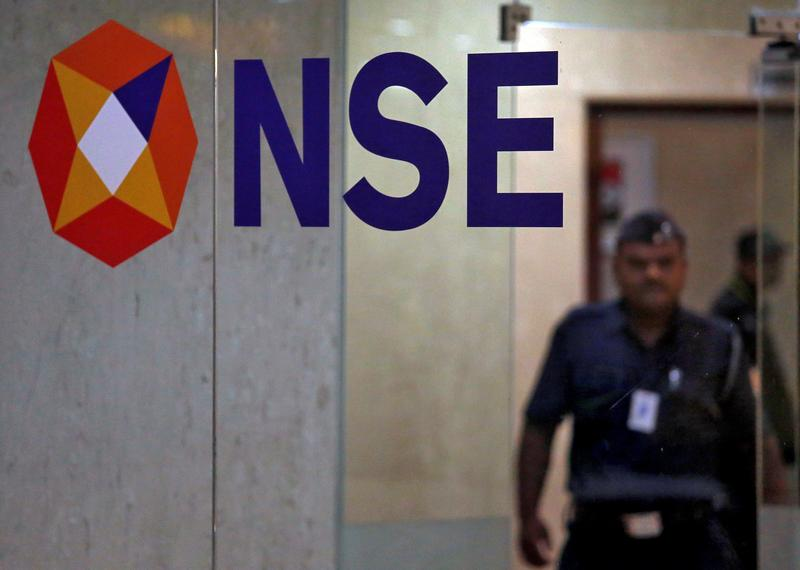 Indian shares rise as financials outweigh losses in Reliance