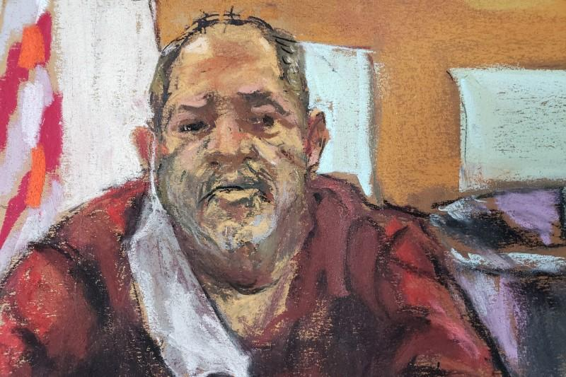 Harvey Weinstein extradited to California to face second rape trial.jpg