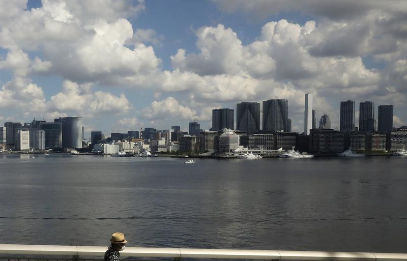 東京都のコロナ新規感染者3000人超、過去最多=報道