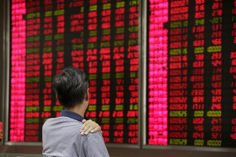 Asian shares rally, U.S. infrastructure bill progresses