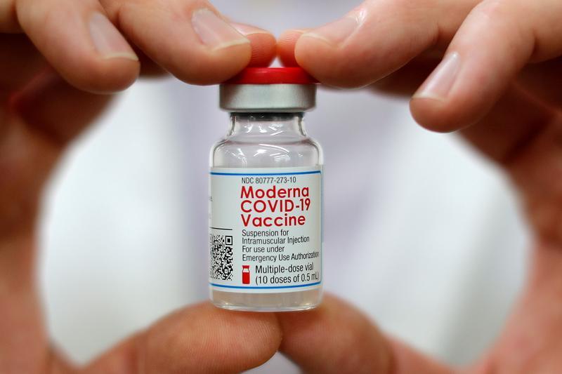 米モデルナ、新型コロナとインフルエンザの混合ワクチン開発着手