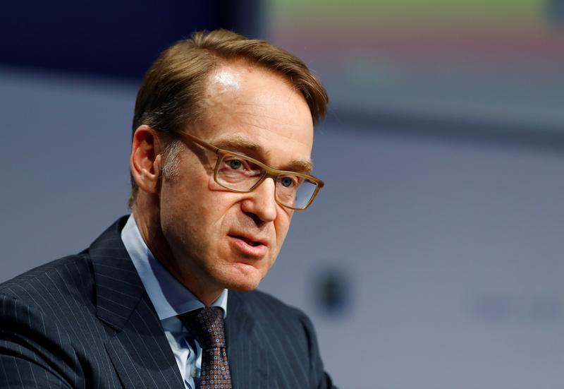 ECBのデジタルユーロ、当初は機能限定すべき=独連銀総裁