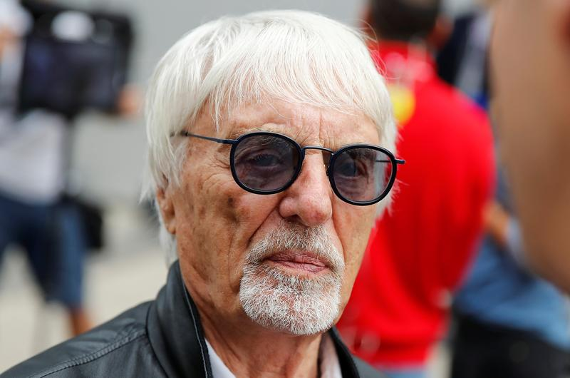 Motor racing-Ecclestone offered ski role, agrees with Verstappen on Netflix.jpg